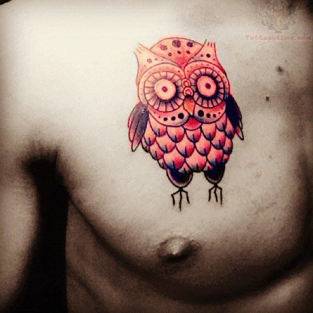 chest tattoos for men owl car tuning Car Tuning