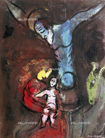 Jesus Christ marc chagall