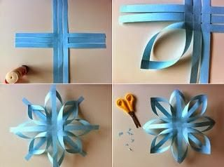 Como hacer moños de papel para regalos