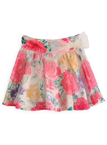 Sale Price: $29.99, (Regular Price: $49.50) Pumpkin Patch - skirt - floral full circle skirt  UCLICK SHIPPING: (0.5kg) fr $9