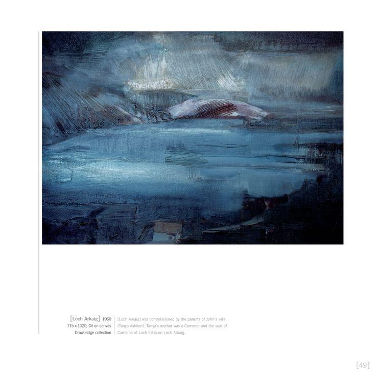 Loch Arkaig. 1960