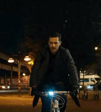 Daniel and gloves episode 1 Berlin Station