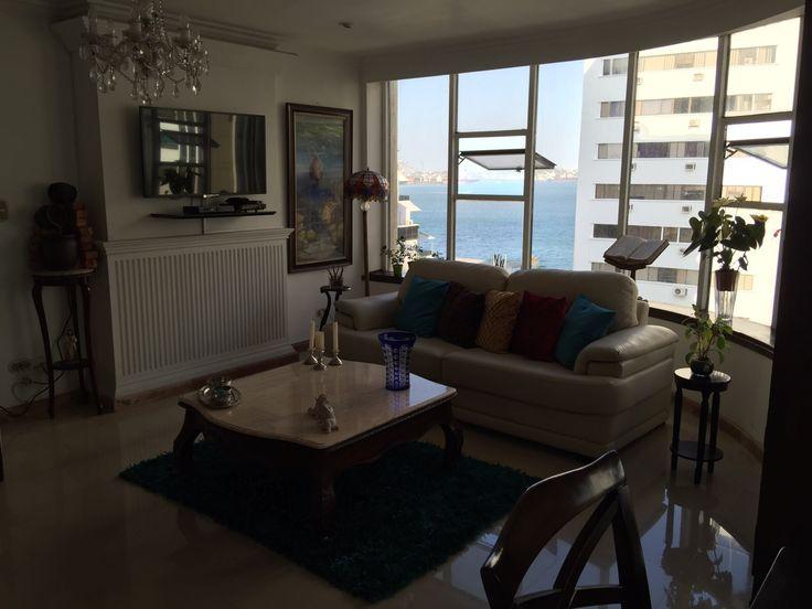 #iDónde    Apartamento para Venta de 131 m2 en Bocagrande (Bolivar). Este inmueble pertenece a COSTA CARIBE FINCA RAIZ SAS Puedes ver más Propiedades de esta Agencia en http://idonde.colombia.com/resultados/propiedades-costacaribefincaraizsas-73.html