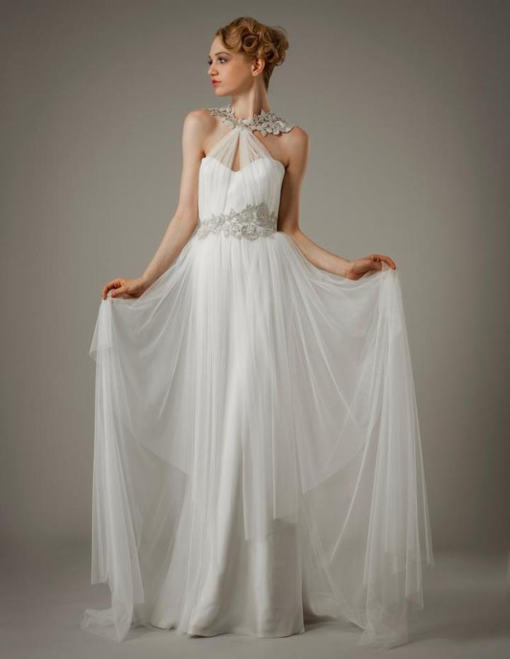 Sexy and Romantic Elizabeth Fillmore Wedding Dresses - MODwedding
