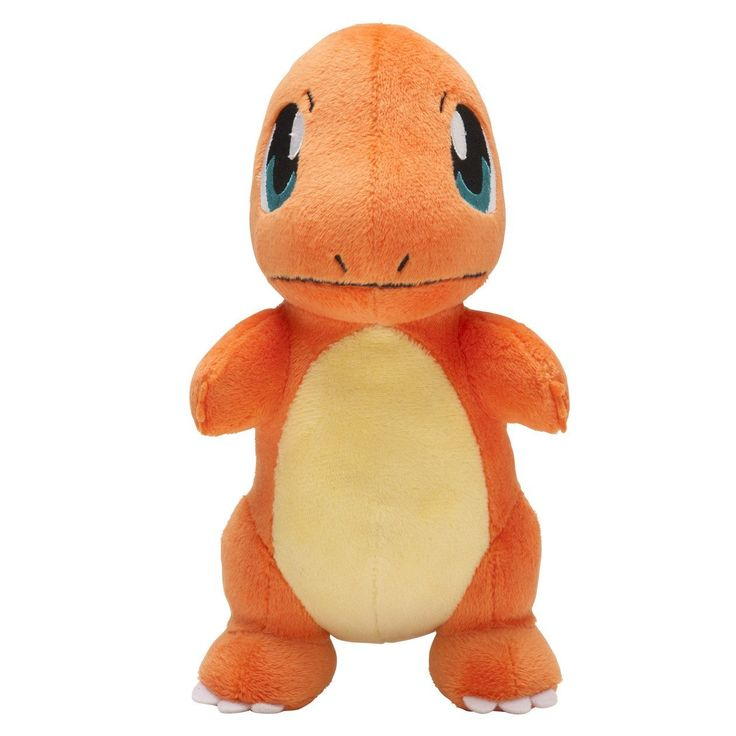 """Buy Pokemon Center 7.5"""" Charmander Plush Online at Low Prices in India - Amazon.in"""