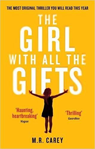 The Girl With All The Gifts: Amazon.co.uk: M. R. Carey: 9780356500157: Books
