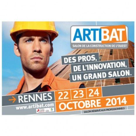 Artibat 2014 - Salon de la construction du Grand Ouest