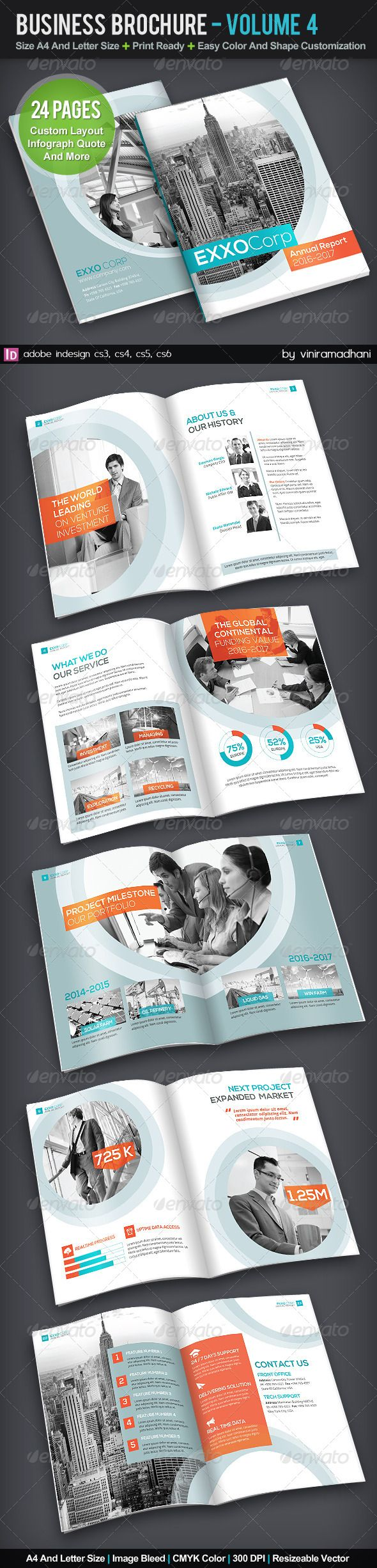 Business Brochure | Volume 4