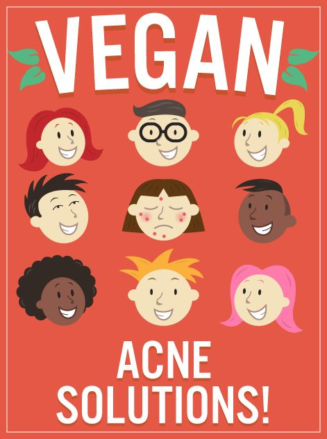 The Ultimate Guide to Acne-Free Skin—the Vegan Way! | Cruelty-Free Beauty & Cosmetics | Living | PETA