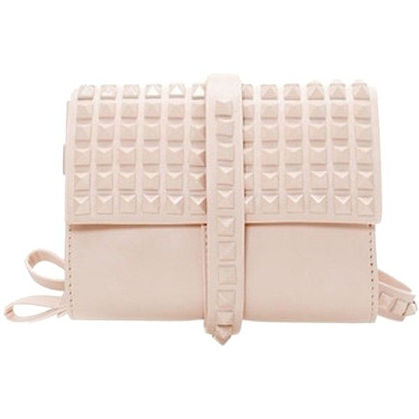 Pre-owned Pink Zara Zara Clutch (2,055 MXN) ❤ liked on Polyvore featuring bags, handbags, clutches, pink, zara handbags, preowned handbags, pink handbags, pre owned purses and zara purses