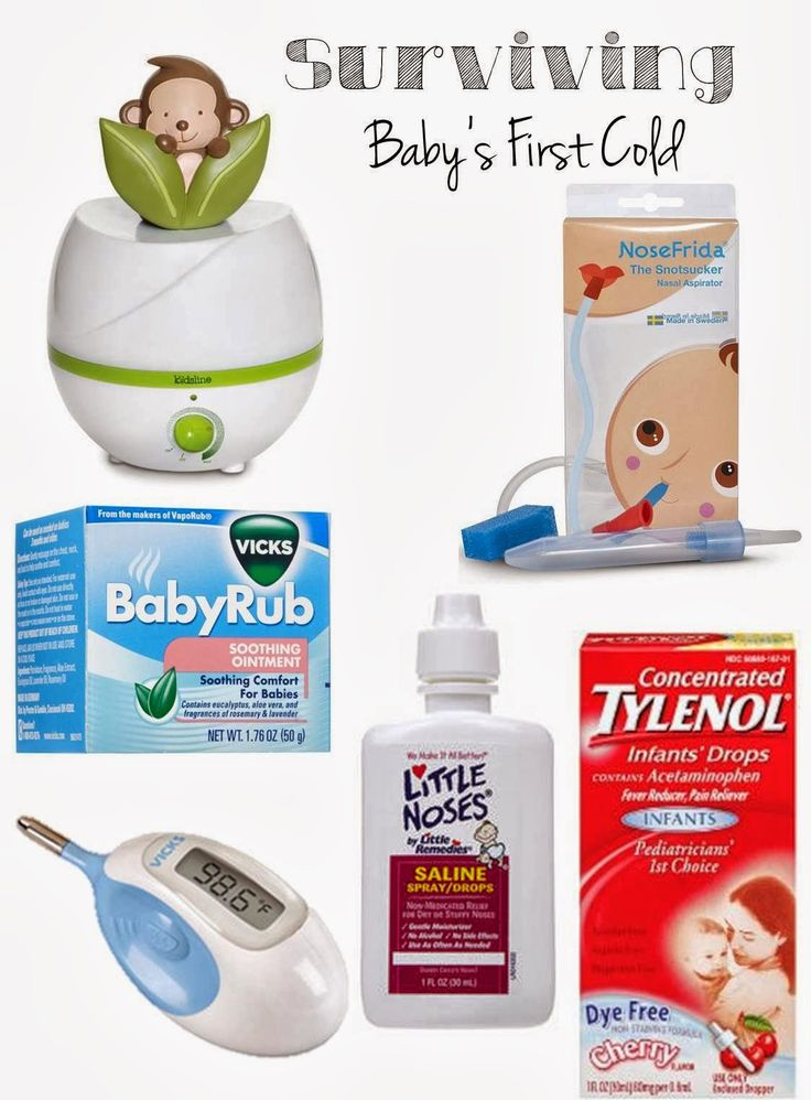 rnlMusings: Motherhood Monday: Surviving Baby's First Cold