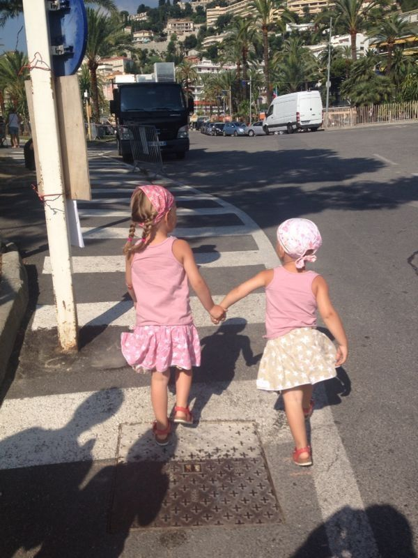 Little Cowgirlzzz in Cannes, too cute!