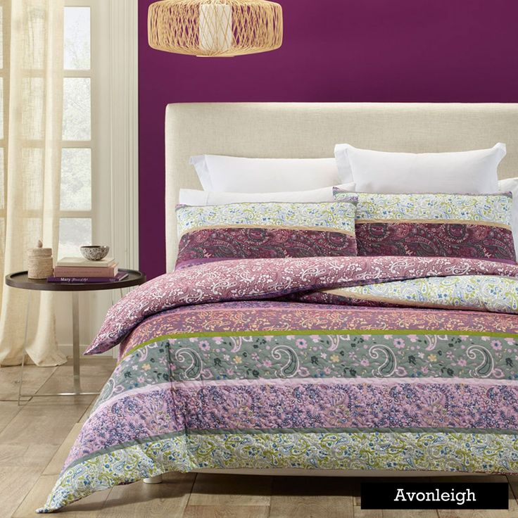 Avonleigh Lightly Quilted Quilt Cover Set by Phase 2