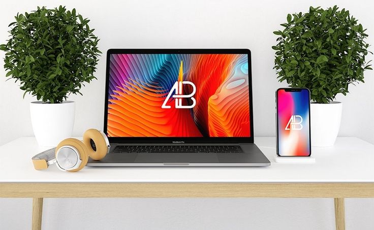 25 Best Free MacBook Mockups to Create Perfect Web/Portfolio Designs