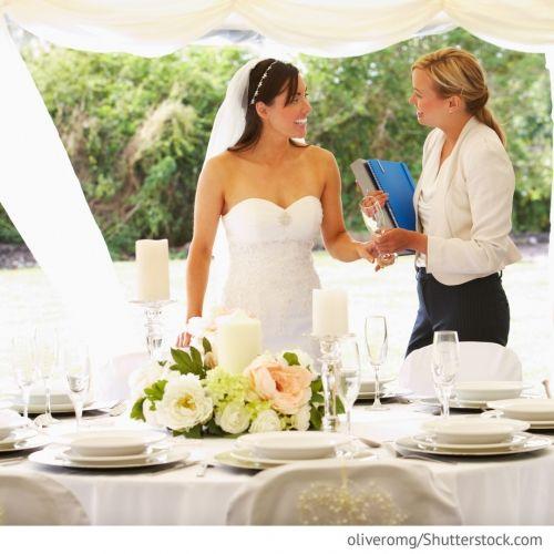 Хорошее планирование свадьбы