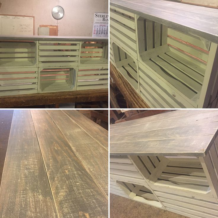 DIY crate TV stand - Share!!