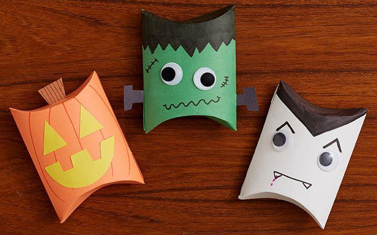 DIY: Halloween Treat Boxes   Shari's Berries Blog