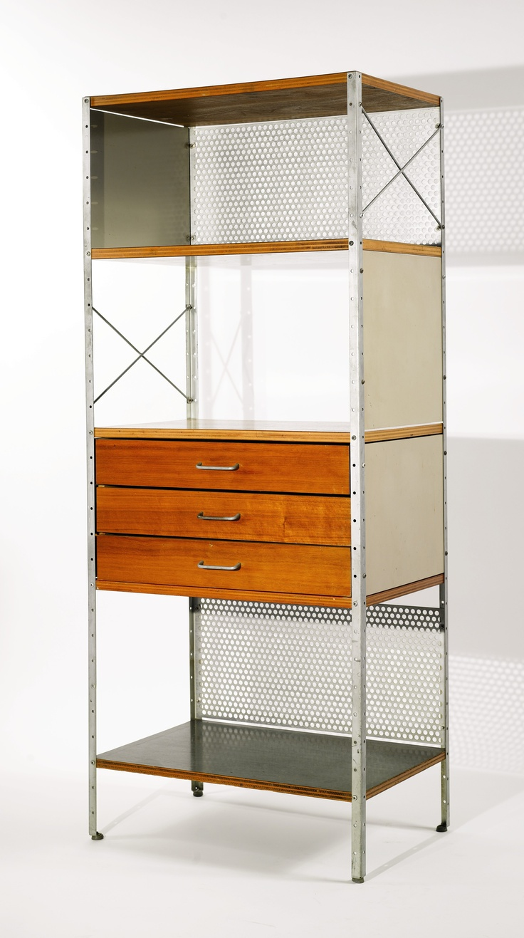 Charles and Ray Eames, Custom ESU Cabinet