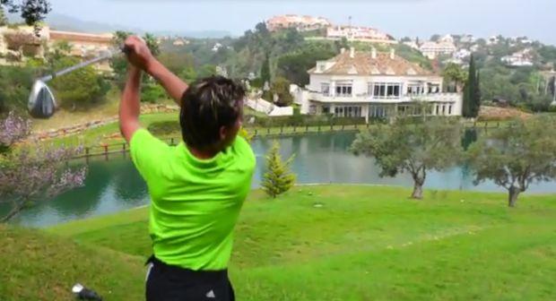 Suben un 50% las acciones de los campos de golf