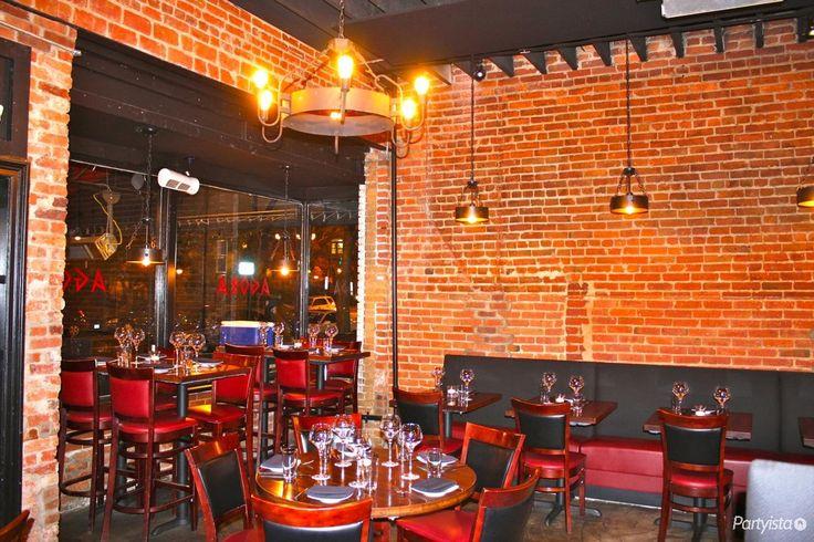 Le chat noir restaurant in washington dc