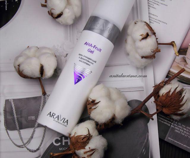 Anita Lacrima: Профессиональный уход за кожей лица Aravia Professional