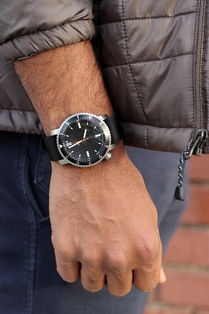 Maratac SR-1 Watch - Massdrop