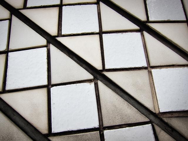 Tiles - Sydney Opera House - 2011 by SJL, via Flickr