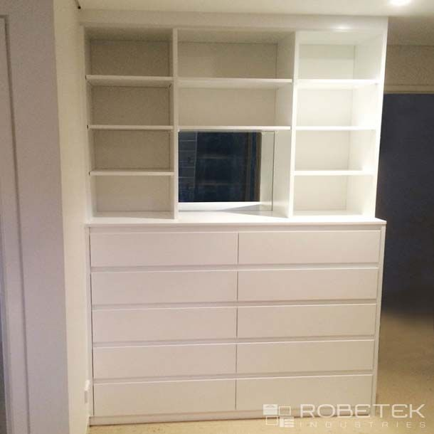 RobeTek Industries specialises in delivering high quality custom designed  built in Wardrobes at affordable prices in Sydney.