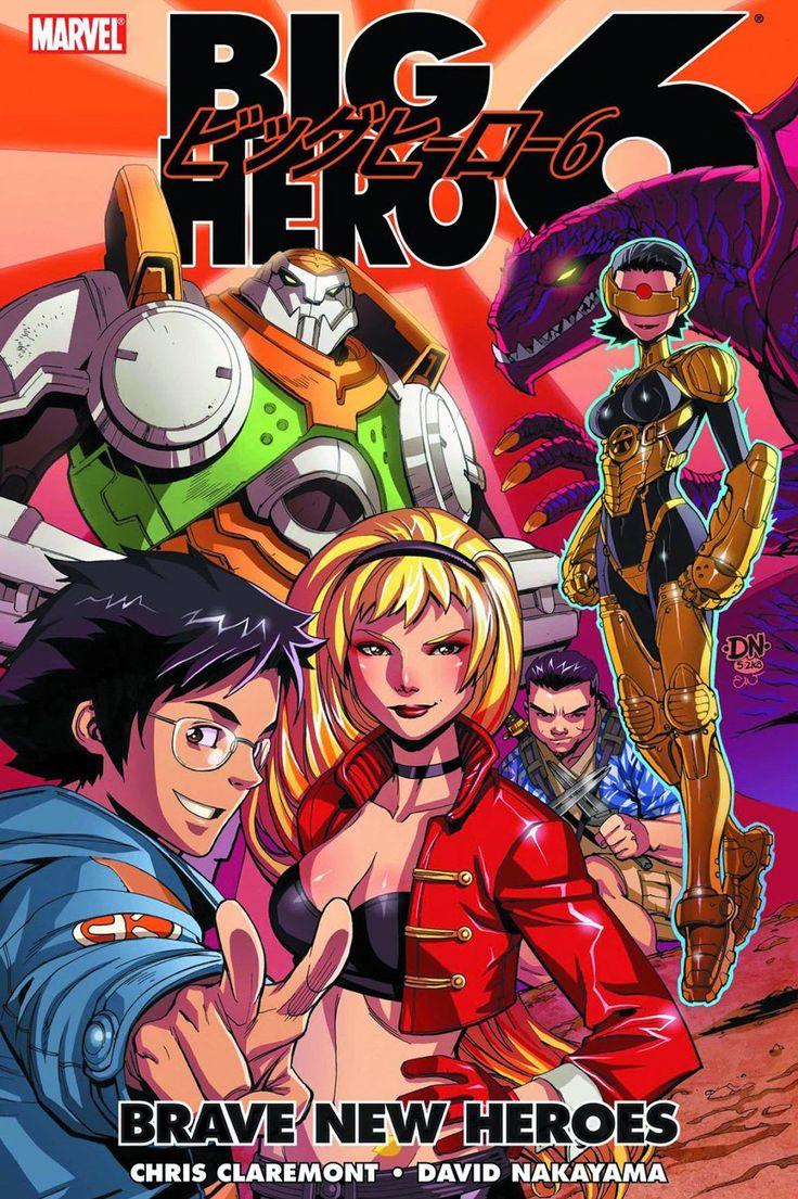 Operação Big Hero: uma animação longe dos quadrinhos... para sorte de quem vê - Veja Essa