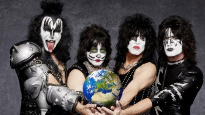 Gene Simmons Says Kiss Will Continue 'For A Few More Years' Before Calling It Quits - Blabbermouth.net