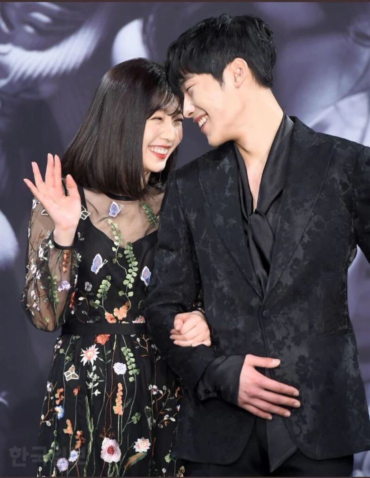 It's Hard To Ignore The Special Chemistry Between Joy and Woo Do Hwan - Koreaboo