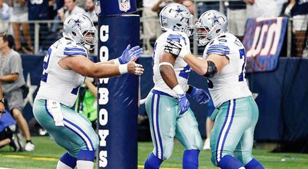 Dallas Cowboys el equipo más valioso del deporte en el mundo