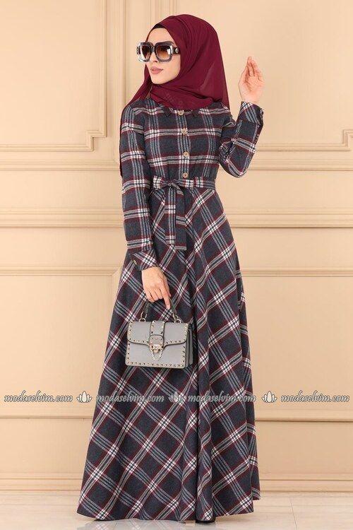 Tesettur Elbise Tesettur Elbise Fiyatlari Gunluk Tesettur Elbise Elbise Basortusu Modasi Elbise Modelleri