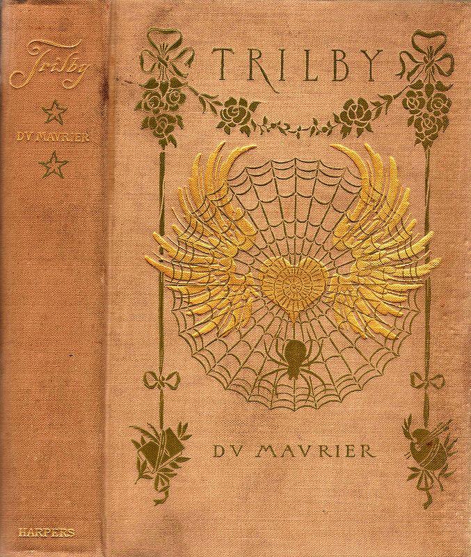 Antique Book Cover Designs