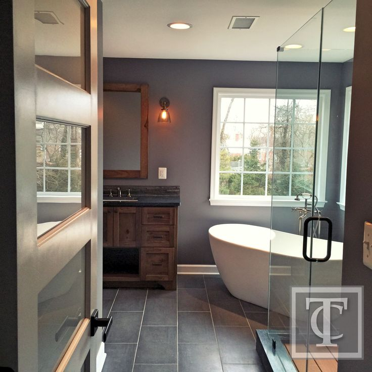 12 best Rustic Contemporary Master Bathroom images on Pinterest ...