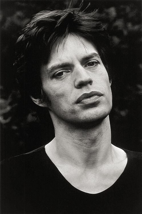 Are you old enough to remember Mick Jagger in the early days