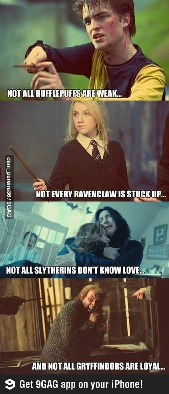 """""""Harry Potter"""" and its characters..."""