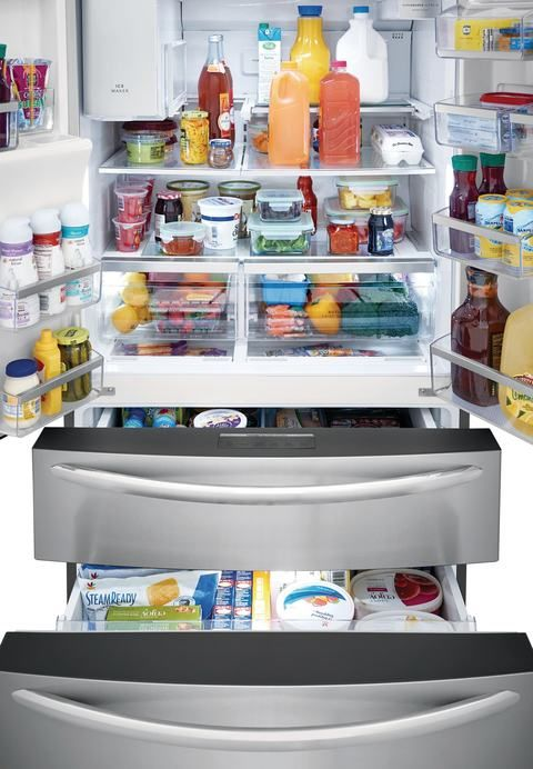 Frigidaire Refrigerator Not Cooling Because The Evaportor Fan