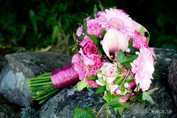 Bukett Blomdekor