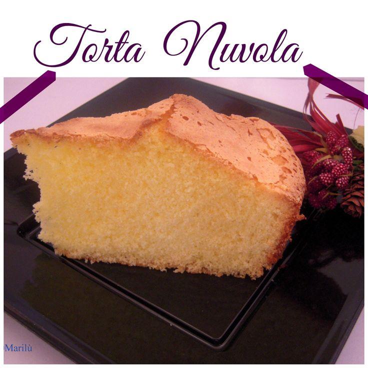 Nonna Peppa Carbone: Base per torte - torta sofficissima