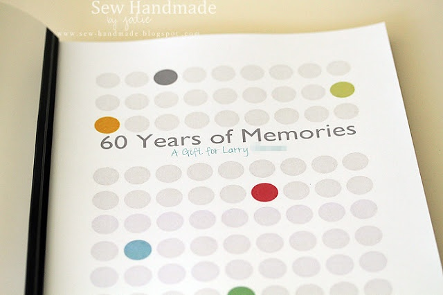 60 Years of Memories Book