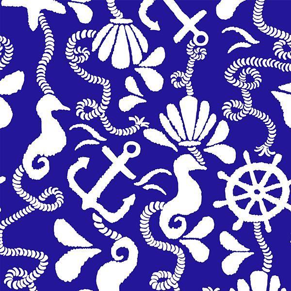 Lilly Pulitzer Summer '13- Dock Hopper Print