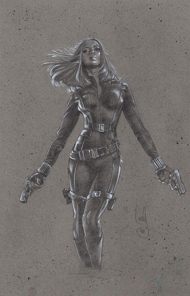 Black Widow by Jeff Lafferty