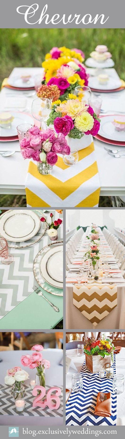 145 best exclusively weddings blog images on pinterest chevron wedding decor ideas junglespirit Images