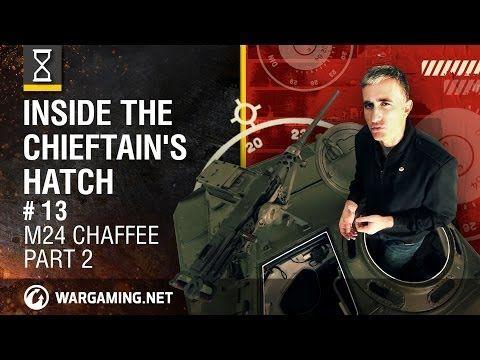 Inside the M24 Chaffee by World of Tanks Part 2 - https://www.warhistoryonline.com/world-war-ii/inside-the-m24-chaffee-by-world-of-tanks-part-2.html