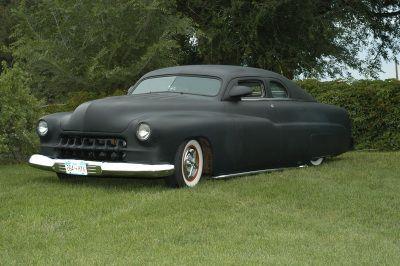 1949 1951 Mercury's for Sale 1951 Mercury Coupe, Mead
