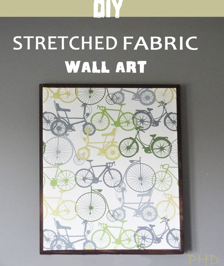 Diy Wall Art Fabric : Best fabric wall art ideas on large