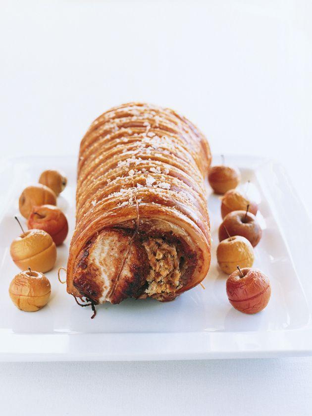 roast pork loin Donna Hay