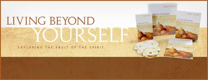 Beth Moore Living Beyond YourSelf DVD SET !! | eBay