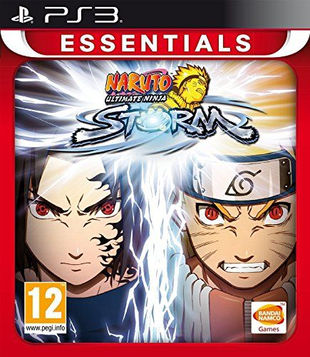 Naruto Ultimate Ninja Storm Essentials PS3 -- You can get additional details at the image link. Note:It is Affiliate Link to Amazon.